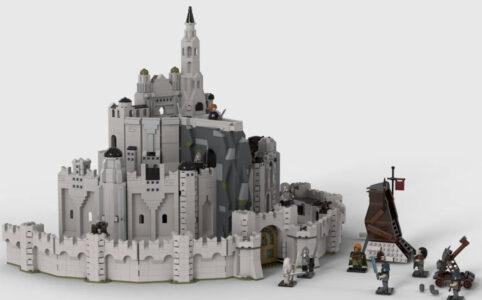 LEGO Ideas Minas Tirith