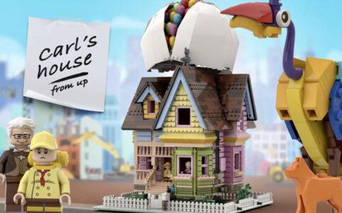 LEGO Ideas Carls House von Yang Yang