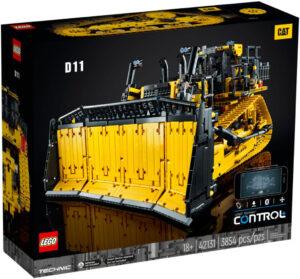 LEGO Technic 42131 CAT D11T Bulldozer