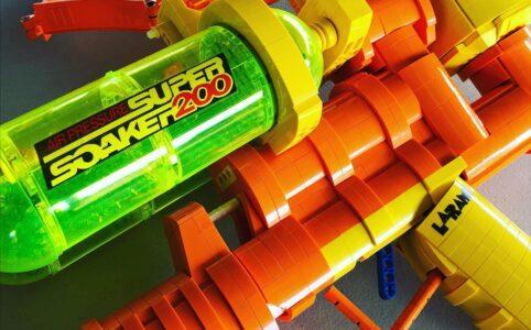 LEGO Super Soaker 200