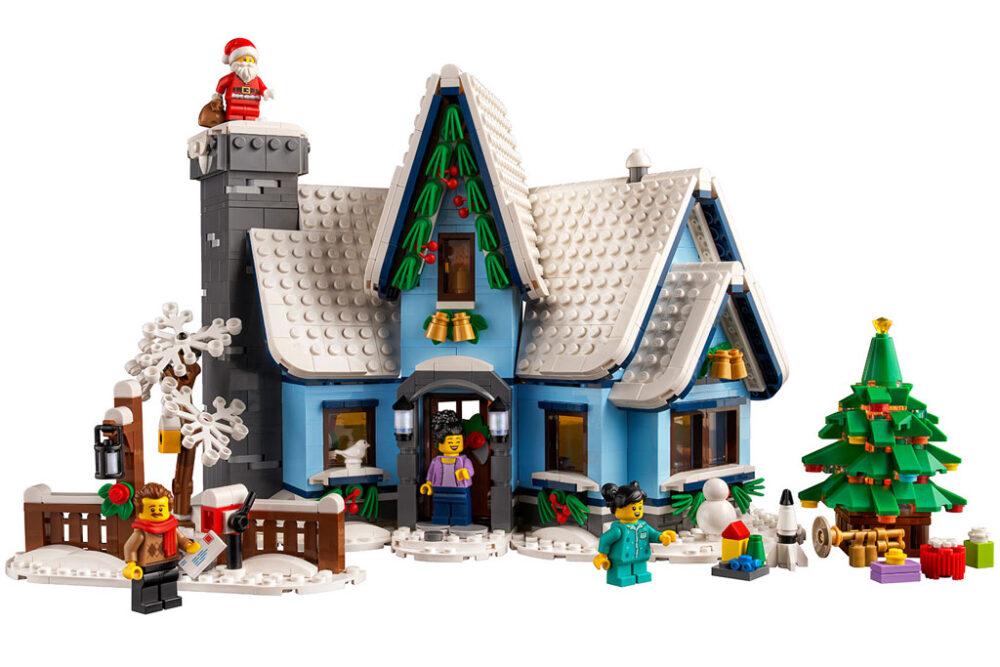 LEGO Seasonal 10293 Santas Visit