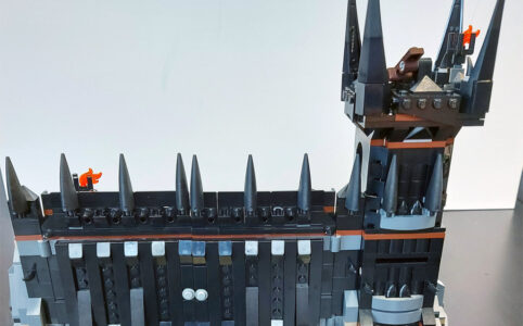 LEGO 79007 Der Herr der Ringe: Die Schlacht am Schwarzen Tor