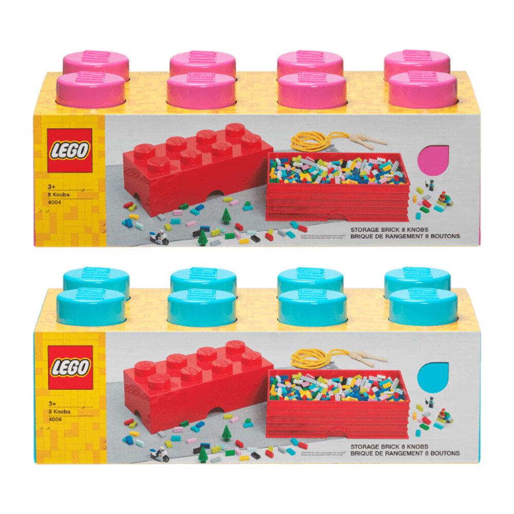 LEGO Aufbewahrungsboxen bei Aldi Nord