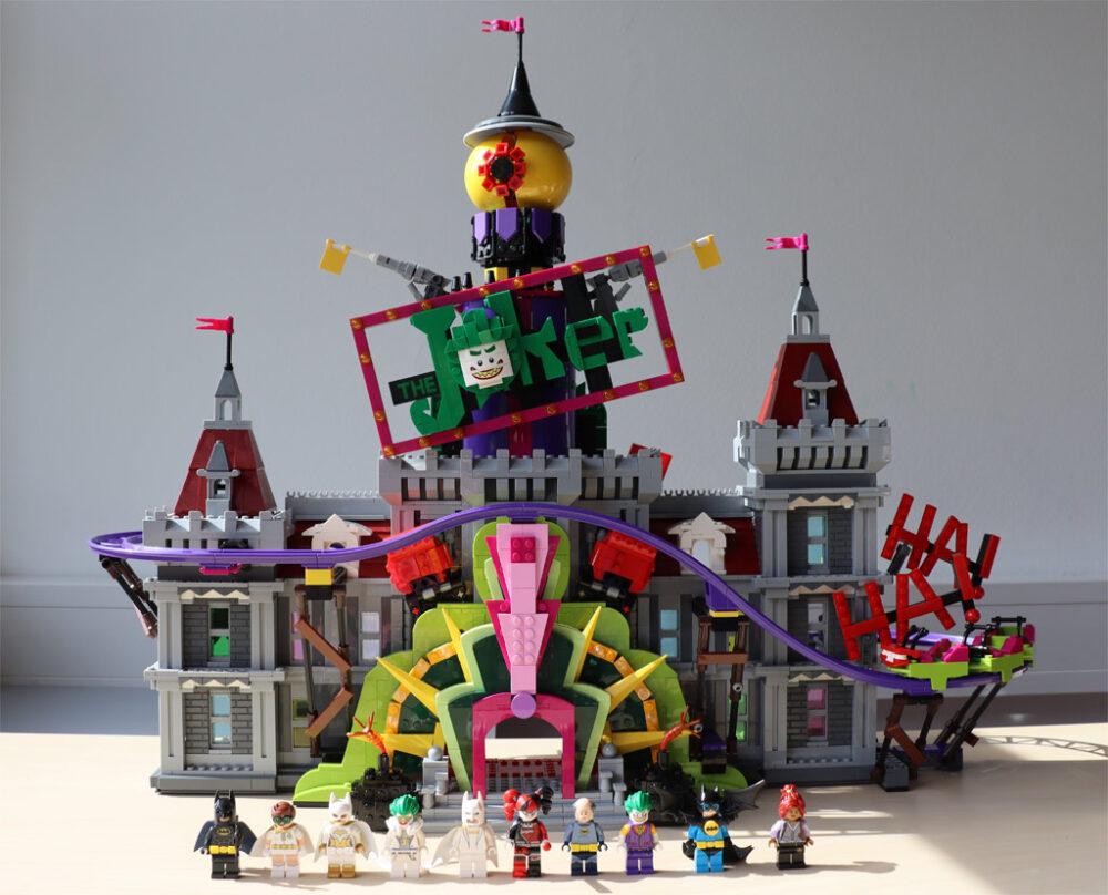 LEGO DC 70922 The Joker Manor
