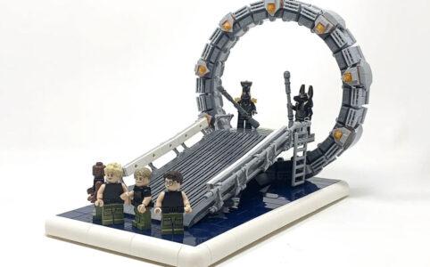 LEGO Ideas Stargate