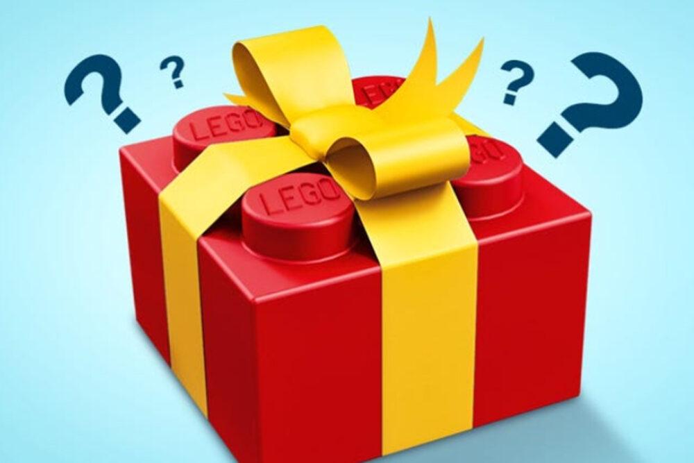 Überraschungsgeschenk