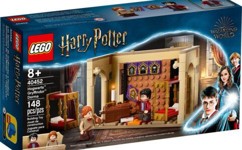 LEGO Harry Potter 40452 Gryffindor Schlafsaal