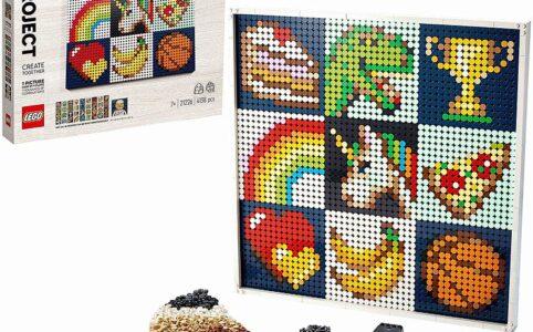 LEGO Art 21226 Create Together