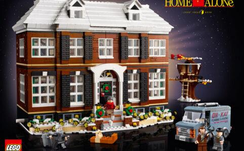 LEGO Ideas 21330 Kevin – Allein zu Haus