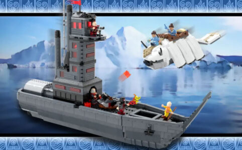 LEGO Ideas - Avatar: The last Airbender von ky-e