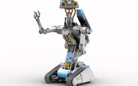LEGO Ideas Motorized Johnny 5