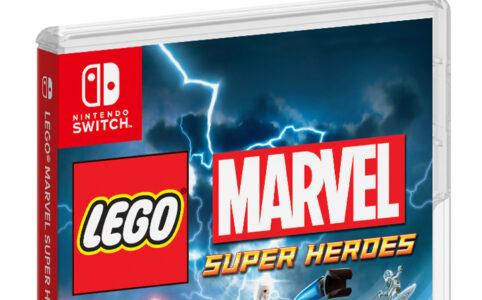 LEGO Marvel Super Heroes für die Nintendo Switch